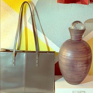 Wilson leather laptop bag